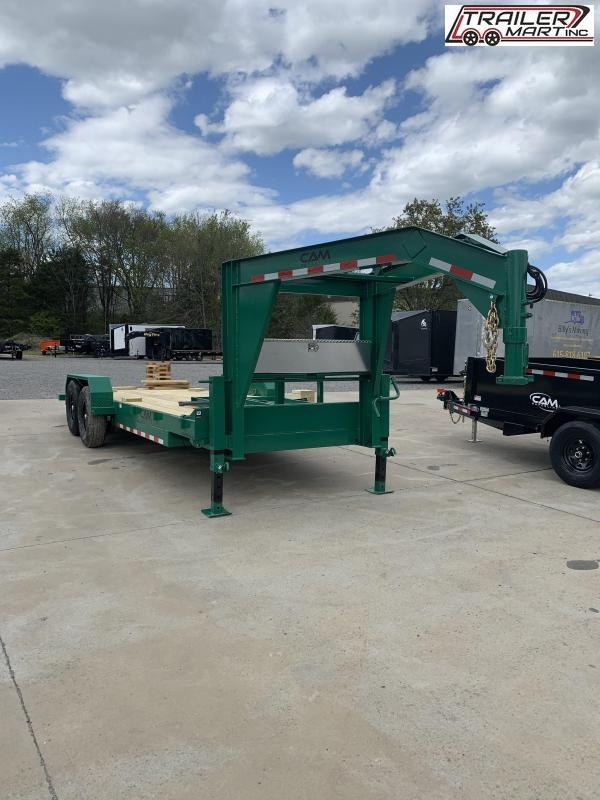 2021 Cam Superline P7CAM20CGN Equipment Trailer