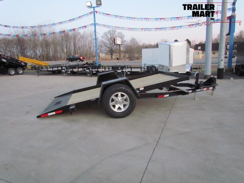 2021 Cam Superline 6X12 Tilt Deck Flatbed Trailer - Single Axle - 3 Ton
