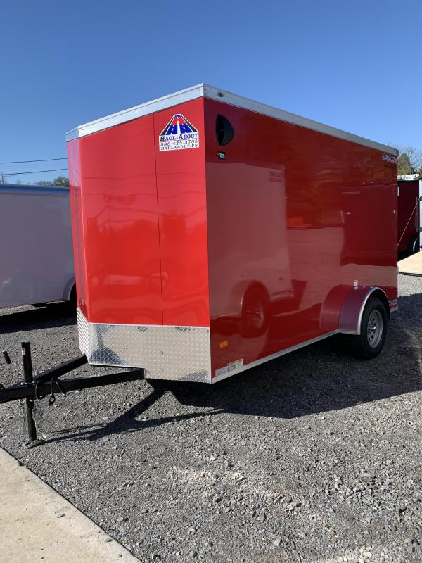 2020 Haul-About CGR612SA Enclosed Cargo Trailer
