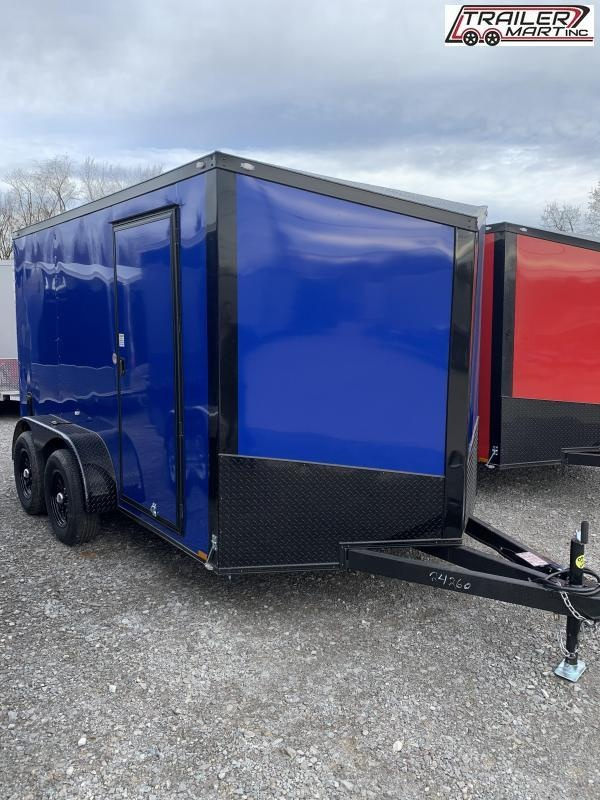 2021 Spartan Cargo Spartan S7X12TA Enclosed Cargo Trailer
