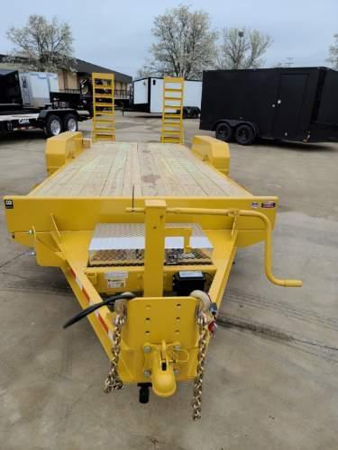 2021 Cam Superline 18' Channel Frame Flatbed Equipment Trailer - 7 Ton
