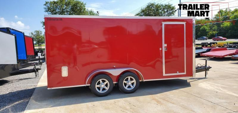 2021 Spartan Cargo SPARTAN 7X16TA Enclosed Cargo Trailer