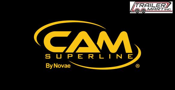 2021 Cam Superline P6CAM18 (6 Ton Equipment Hauler Angle Trailer 8.5 x 18) Equipment Trailer