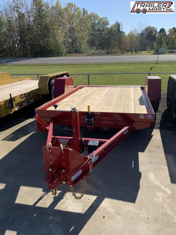 2021 Cam Superline P3CAM612TT (3 Ton 6x12 Tilt Trailer SA) Equipment Trailer