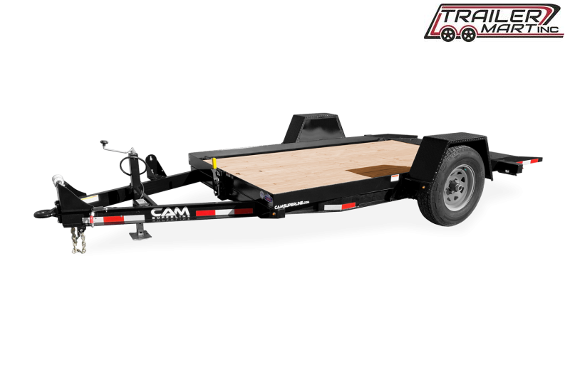 2021 Cam Superline P3CAM612TT (3 Ton 6x12 Tilt Trailer SA) Equipment Trailer