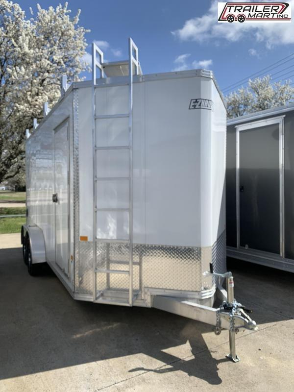 2021 E-Z Hauler EZEC7x16UCP-IF Enclosed Cargo Trailer