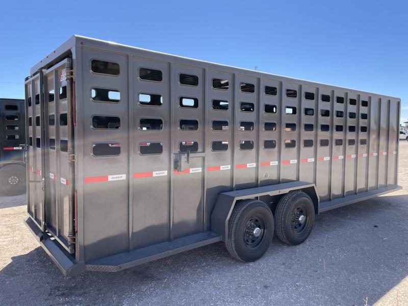 2021 Maxxim Industries Livestock Trailer