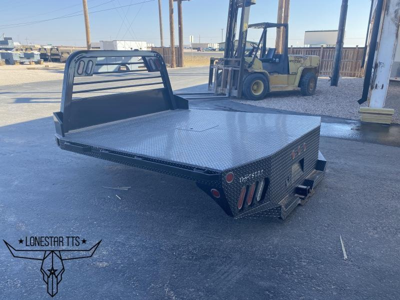 2020 Norstar Diamond Plate Flatbed