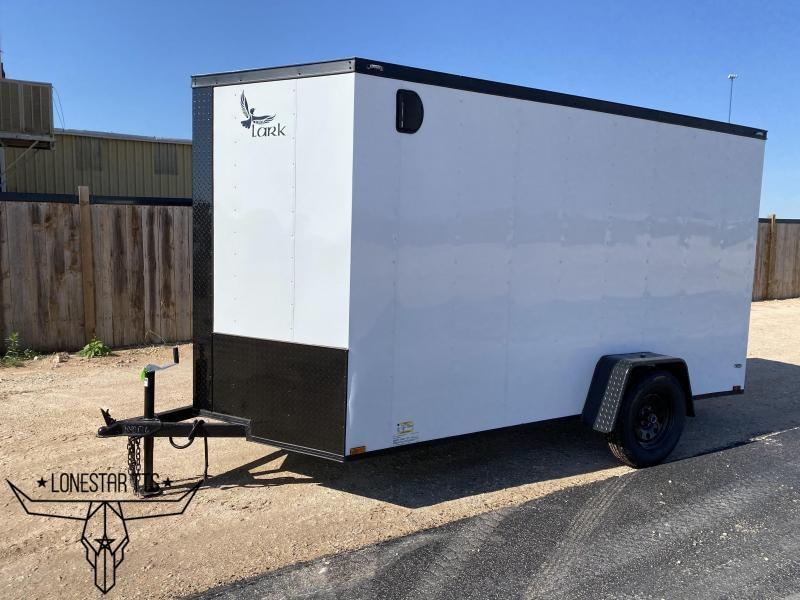 2020 Lark Enclosed Cargo Trailer