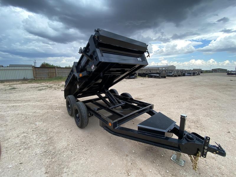 2021 Iron Bull DTB Dump Trailer
