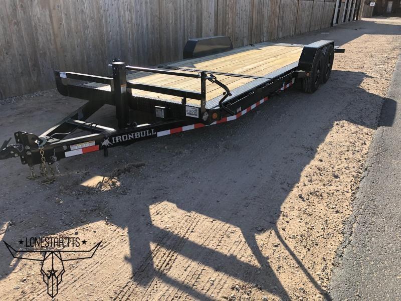 2020 Iron Bull Tilt Deck Trailer