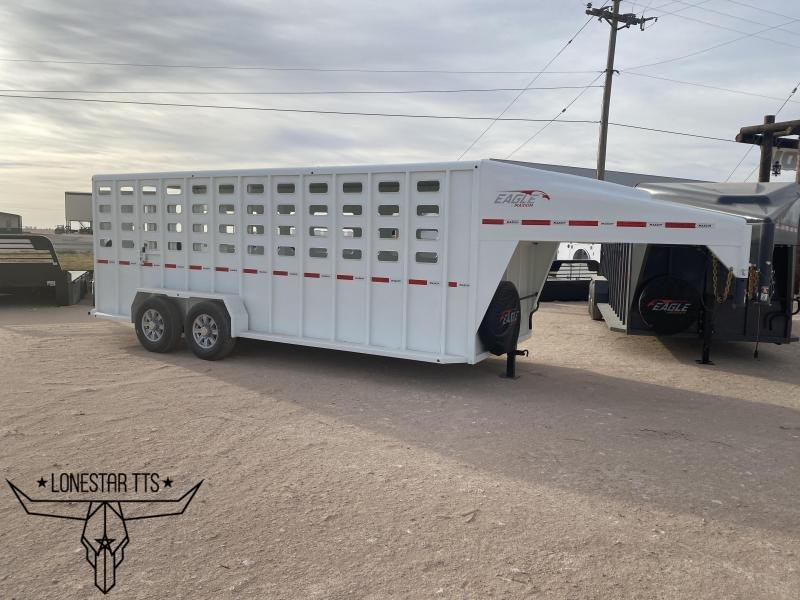 2020 Maxxim Industries Eagle Livestock Trailer