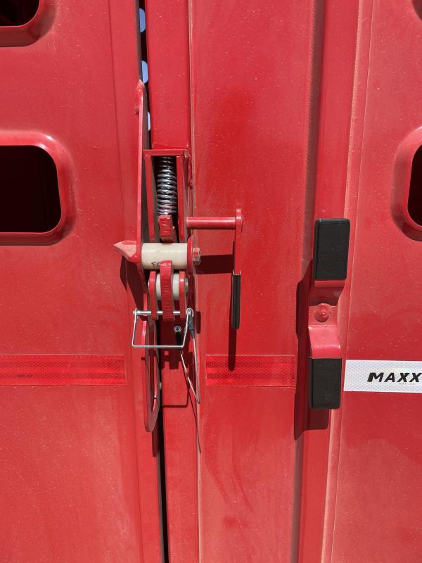 2021 Maxxim Industries Livestock Trailer