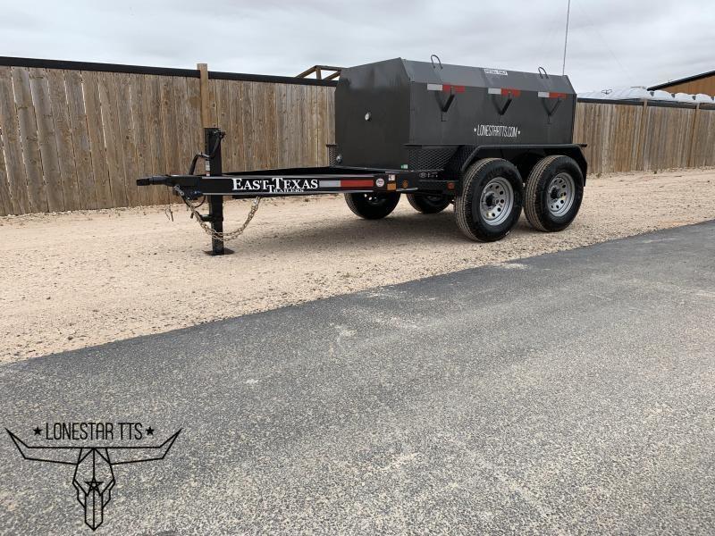 2019 East Texas Diesel Tank Trailer