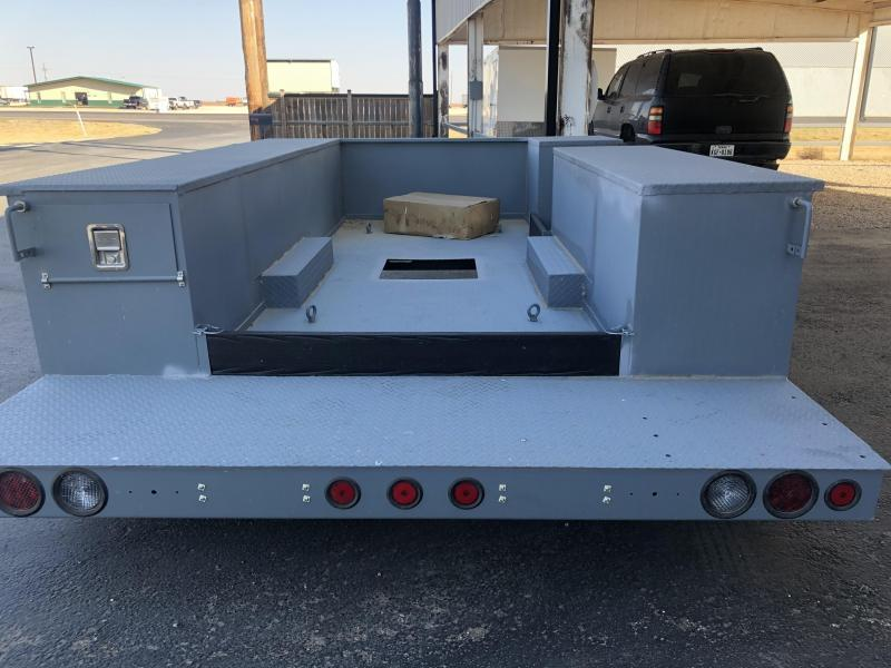 2020 Norstar Utility Bed