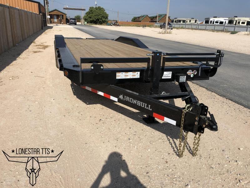 2020 Iron Bull Equipment Trailer