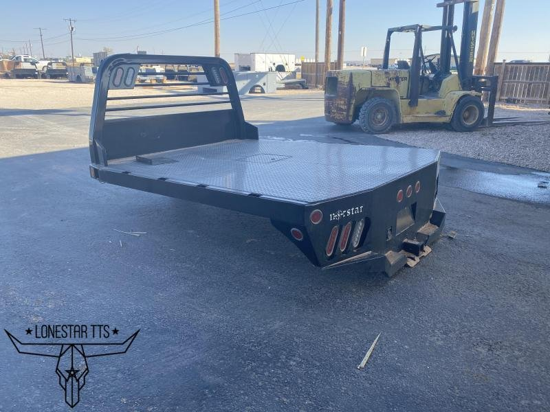 2020 Norstar Smooth Rail Flatbed