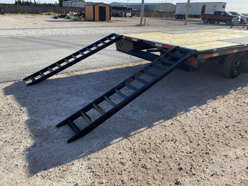 2020 East Texas Flatdeck Trailer