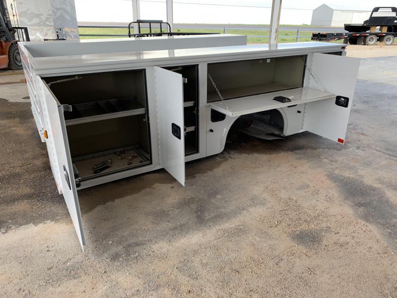 2019 Knaphiede Service Bed