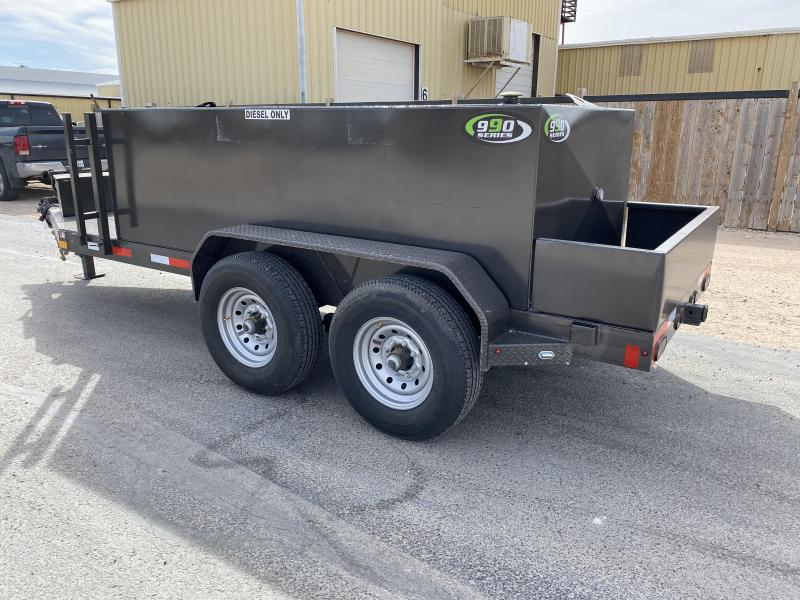 2021 East Texas Fuel Trailer