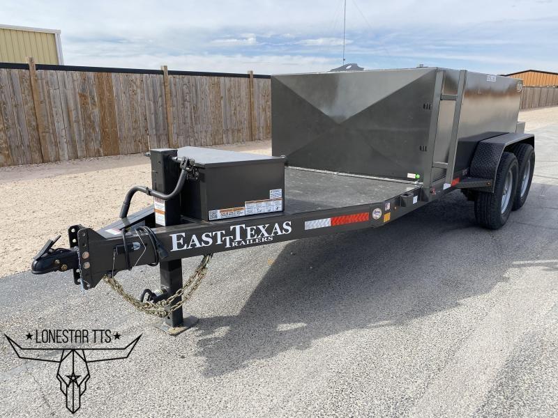 2021 East Texas Fuel Trailer