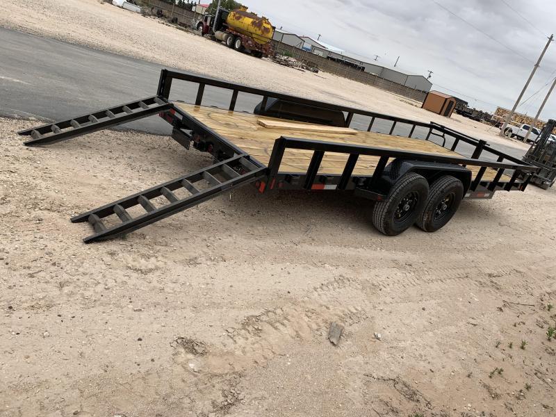 2019 East Texas Utility Trailer