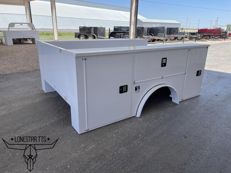 2021 Norstar Service Bed