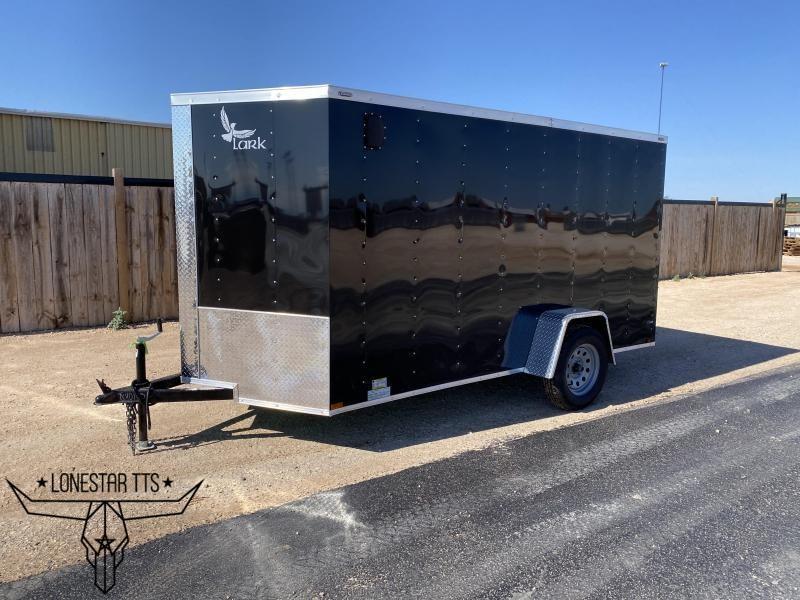 2020 Lark Enclosed Cargo Trailer