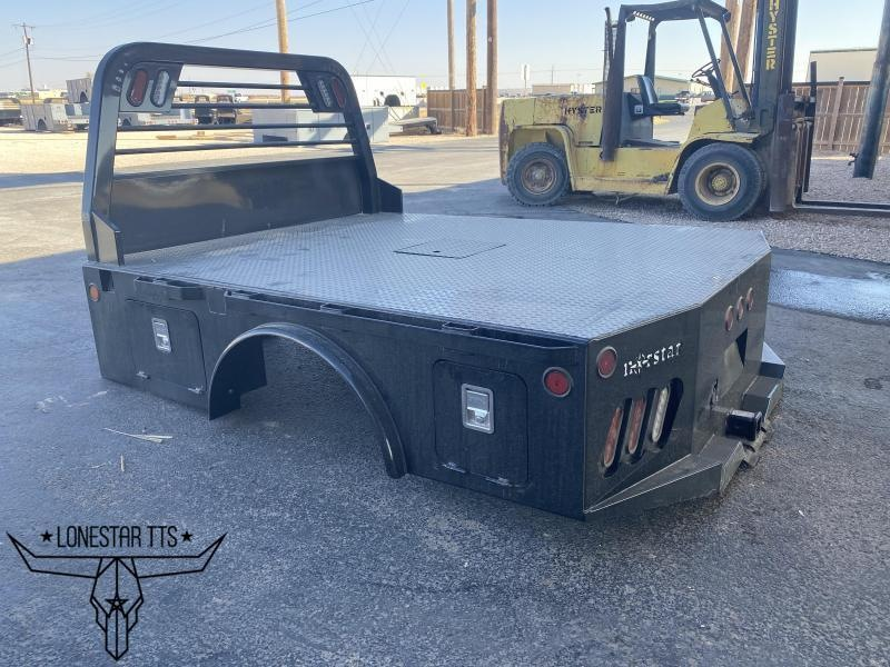 2021 Norstar Skirted Flatbed