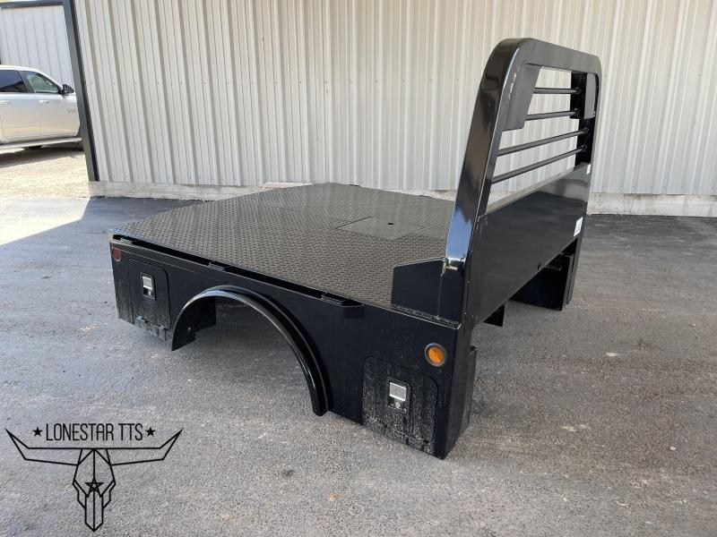 2021 Norstar Skirted Flatbed Truck Bed