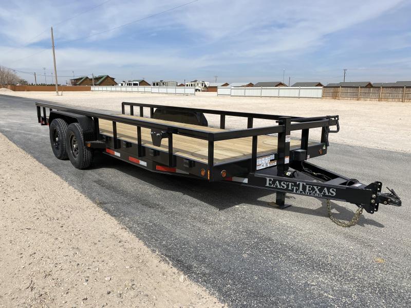 2021 East Texas Utility Trailer