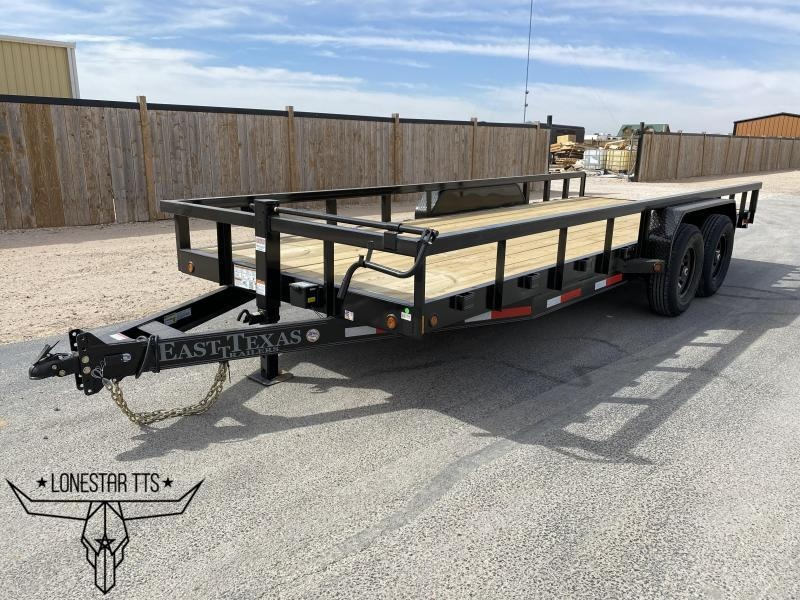 2021 East Texas Utility Trailer