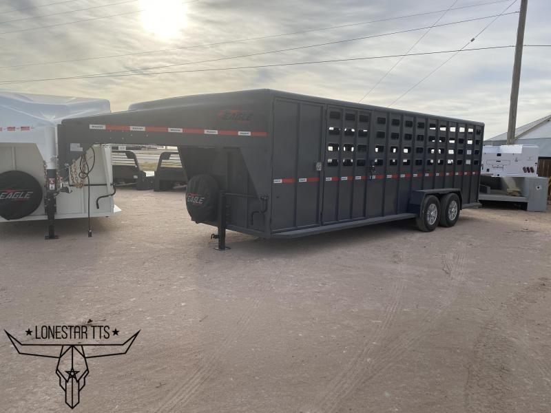2020 Maxxim Industries Eagle Livestock Trailer