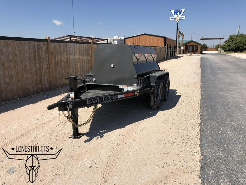 2020 East Texas Diesel Tank Trailer
