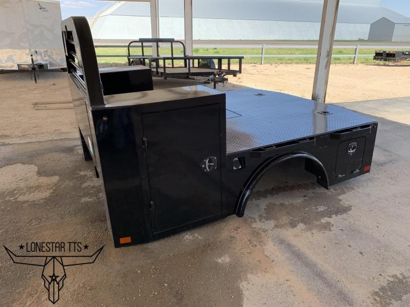2019 Norstar Skirted Utility Bed