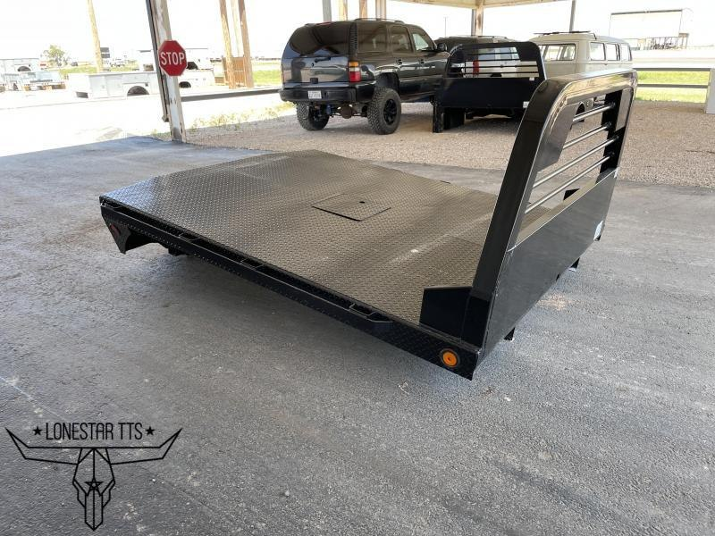 2021 Norstar Smooth Rail Flatbed