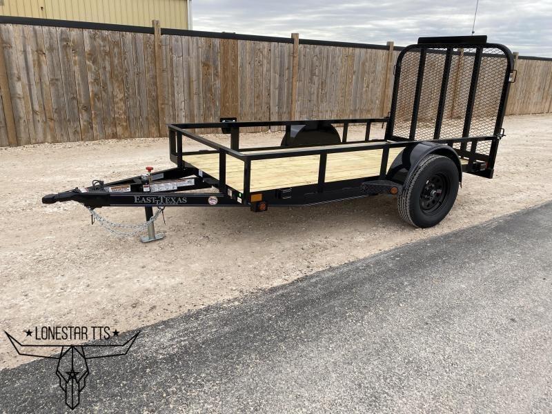 2020 East Texas Utility Trailer
