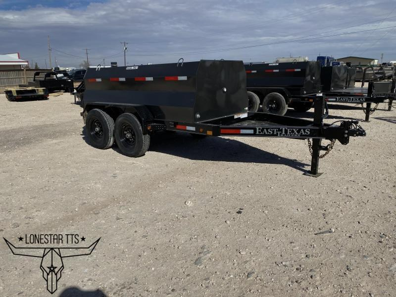 2020 East Texas Fuel Tank Trailer