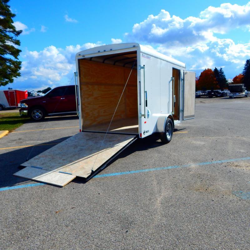 2020 Haul-About 6X12 LYNX 3K Enclosed Cargo Trailer