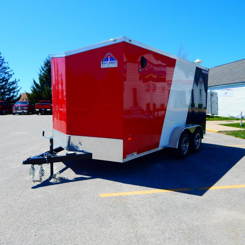 2020 Haul-About 7x14 7k Patriot/Cougar Enclosed Cargo Trailer