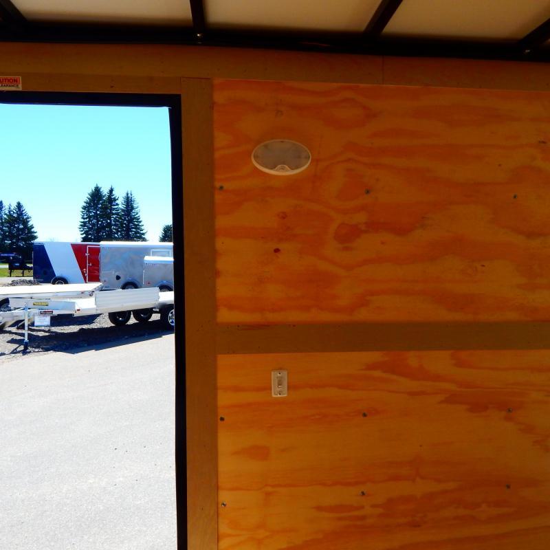 2020 Haul-About 7x14 7k Patriot/Cougar Enclosed Cargo Trailer