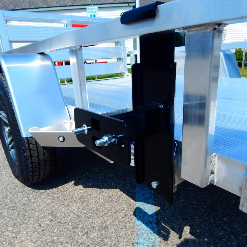 2021 Sure-Trac 5X8 Aluminum Tube Top Utility  3K Idl