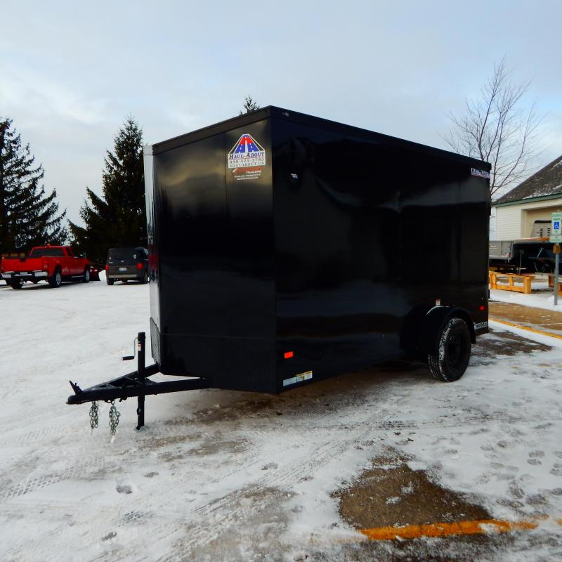 2021 Haul-About 6x12 3k Cougar Enclosed Cargo Trailer