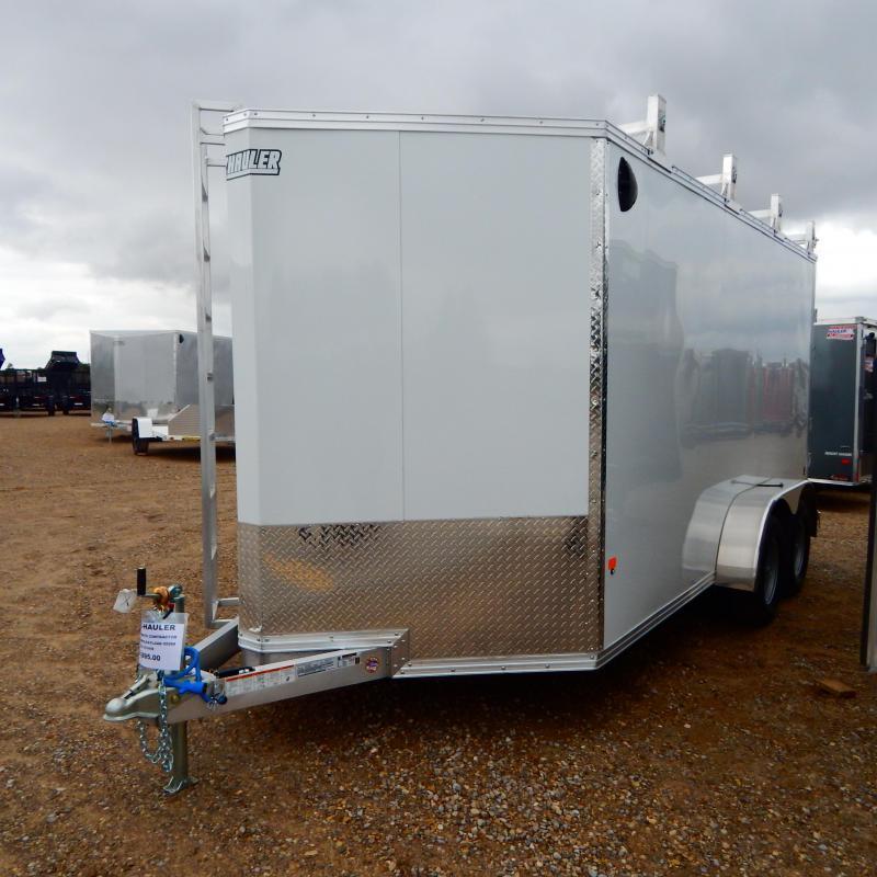 2021 EZ Hauler 7x14 7k Ultimate Contractor Enclosed Cargo Trailer