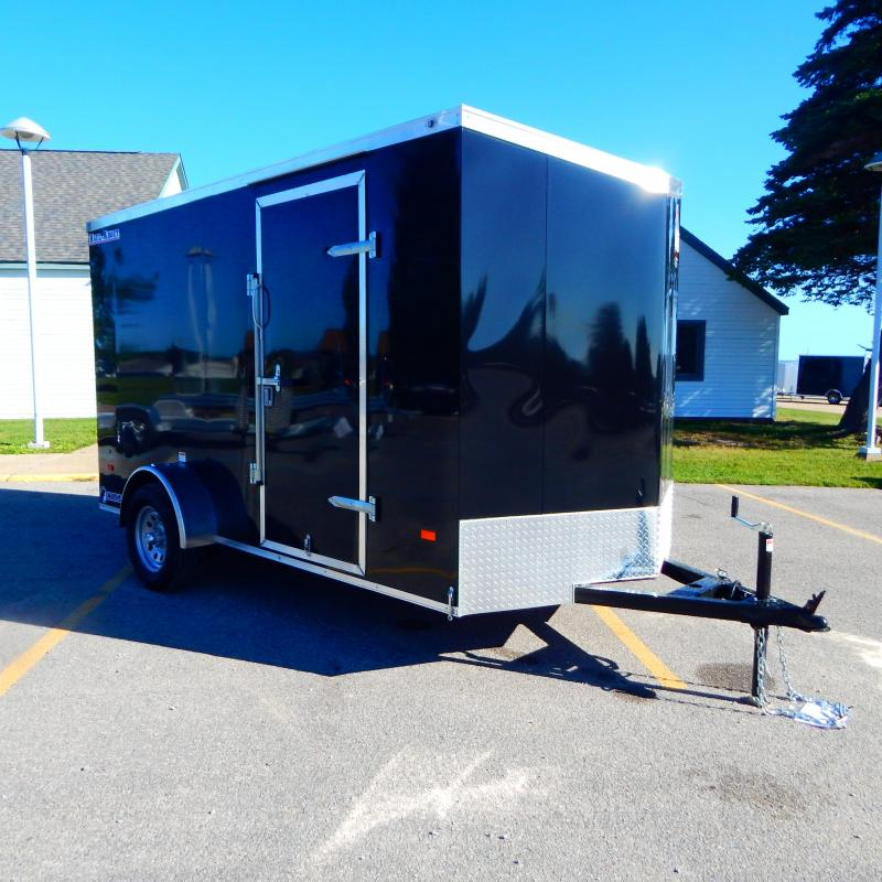 2020 Haul-About 6x12 3k Cougar Enclosed Cargo Trailer