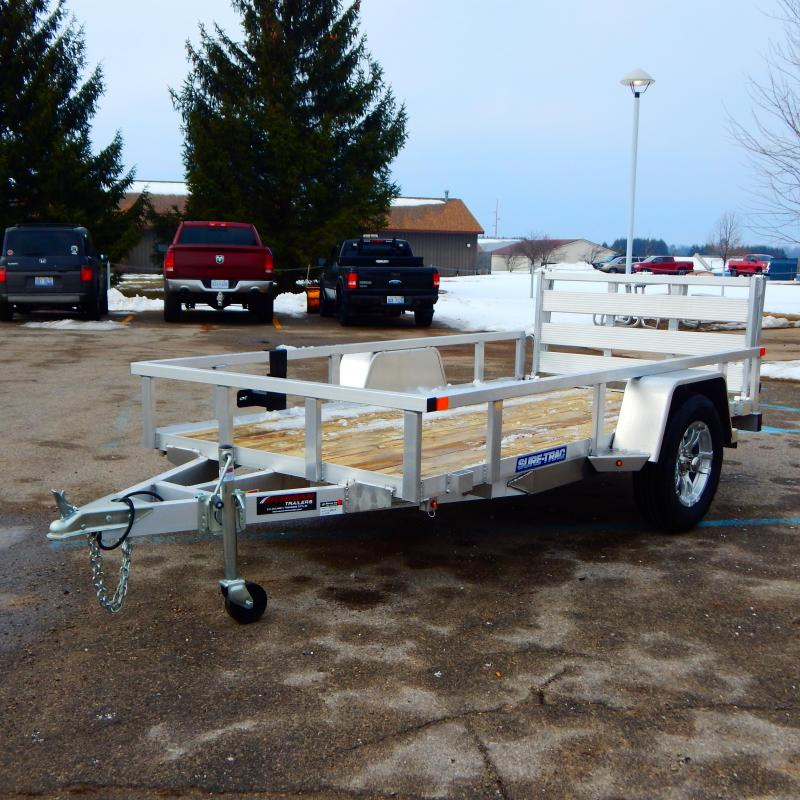 2021 Sure-Trac 5 X 10 Aluminum Tube Top Utility  3K Idl