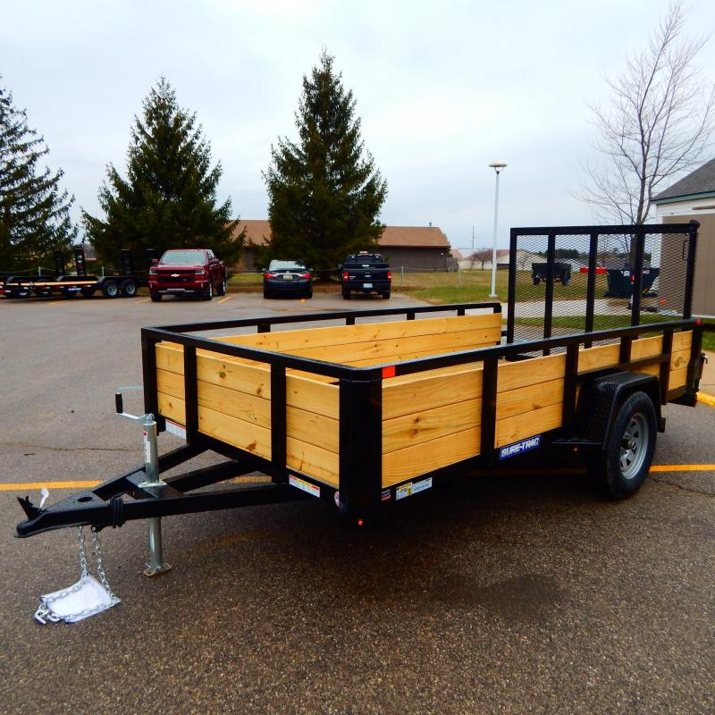 2021 Sure-Trac 6 x 10 Tube Top Three Board Trailer  3K