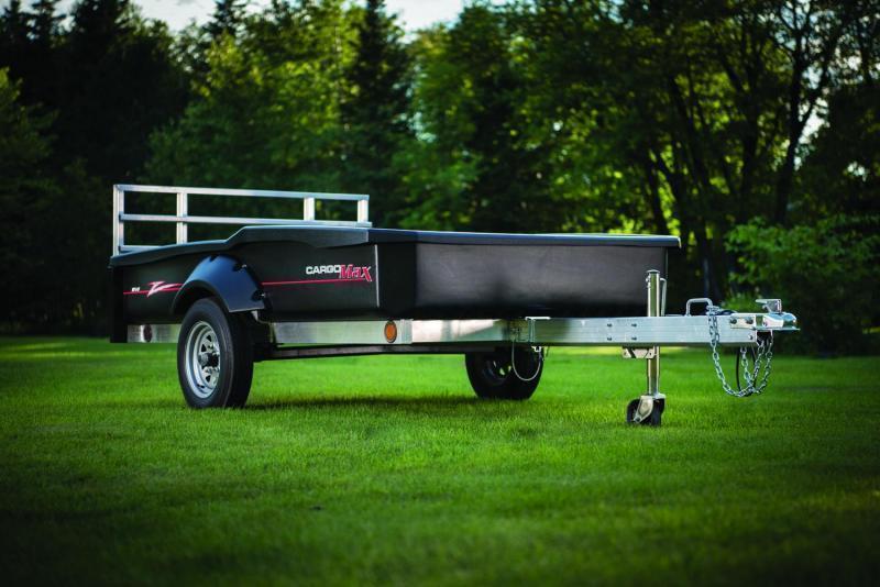 2020 Floe 5x8 2.2k Cargo Max Aluminum Wheel Utility Trailer