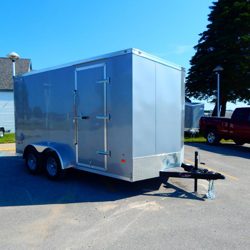 2020 Haul-About 7x16 7k Cougar Enclosed Cargo Trailer