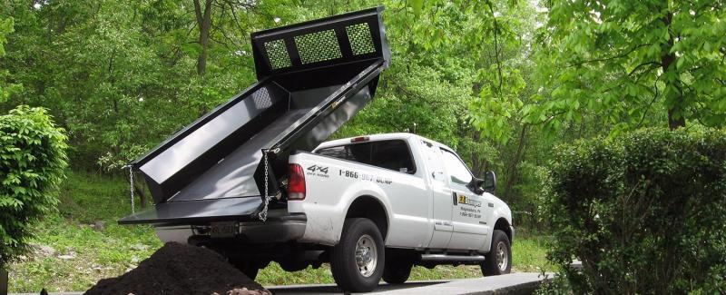 2020 EZ Dumper LLC 6' Dump Steel Insert Truck Bed